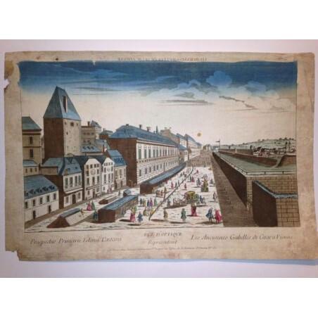 Vues d'Optique  Chereau Paris