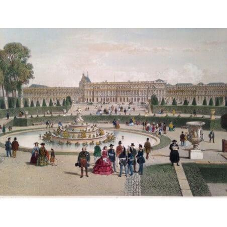 Paris dans sa splendeur, Chateau de Versailles.