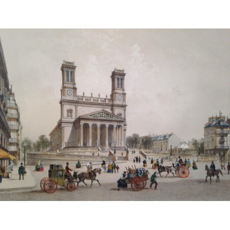 PARIS DANS SA SPLENDEUR