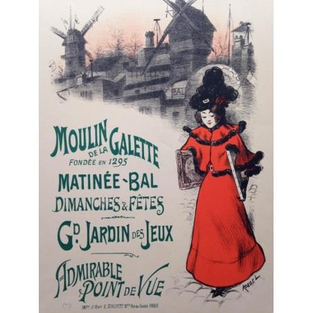 Les Maitres de l'Affiche 1895-1900