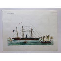 Album de la Marine, Louis LEBRETON