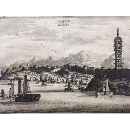 NIEUHOFF 1665, CHINE, TIENCIENWEY
