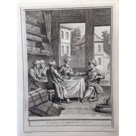OUDRY, fables de la FONTAINE 1755