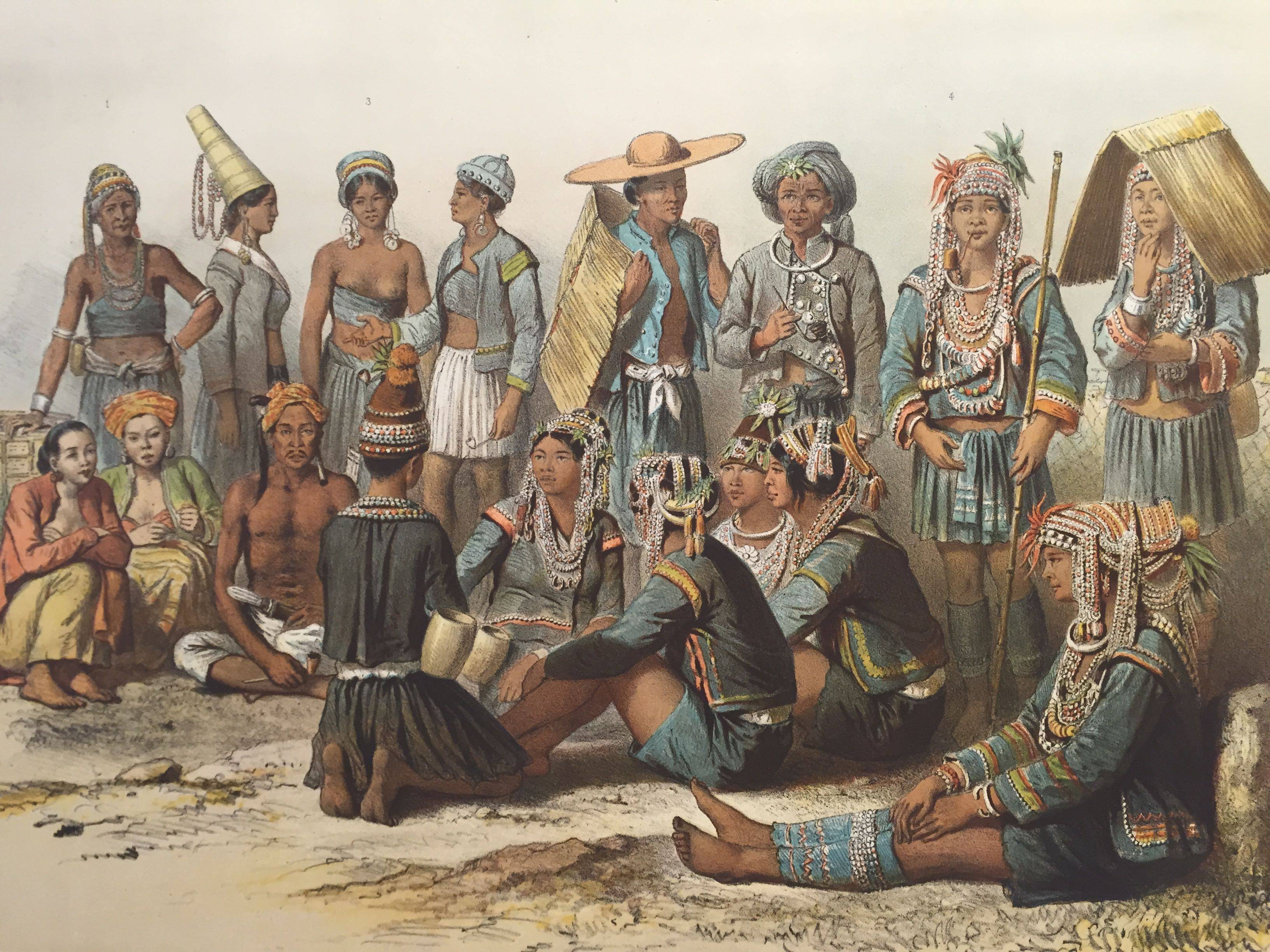 Voyage d 'exploration en Indo-Chine GARNIER Francis 1873