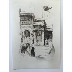 MAROC Henri le RICHE 1933