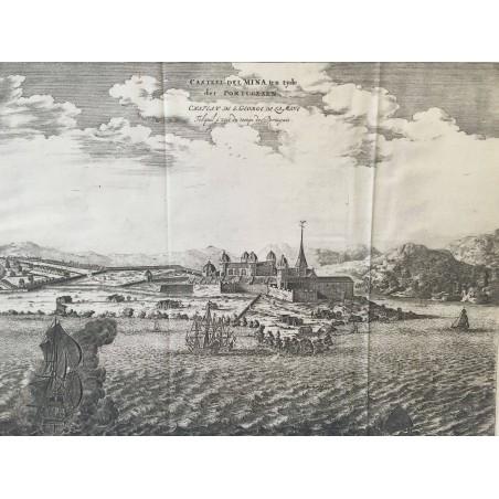 DAPPER , chateau de saint Georges de Mina