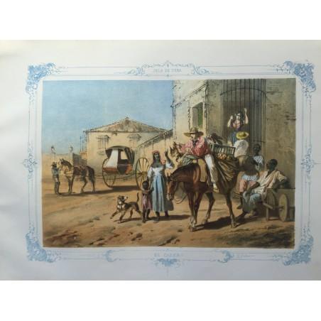 Album Pintoresco de la Isla de Cuba 1855
