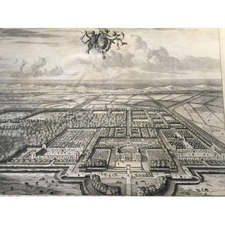 Israel SYLVESTRE, HONSLERDYK, 1680