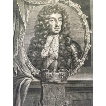 Charles II, Roy de la Grande Bretagne