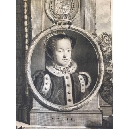 Fr.WALSINGHAM ,secrétaire d' Elisabeth