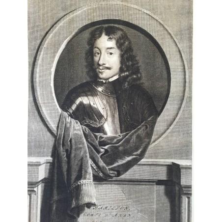 Hamilton, comte d'Aran