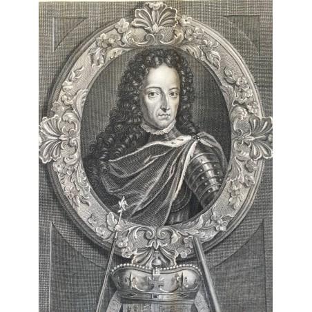 Guillaume III, Roi de la grande Bretagne