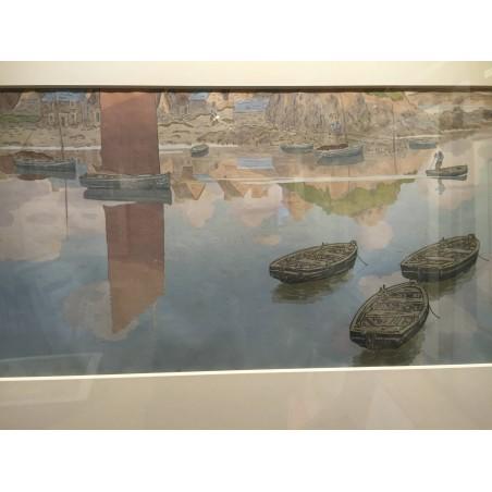 Henri Rivière, les reflets, 1901