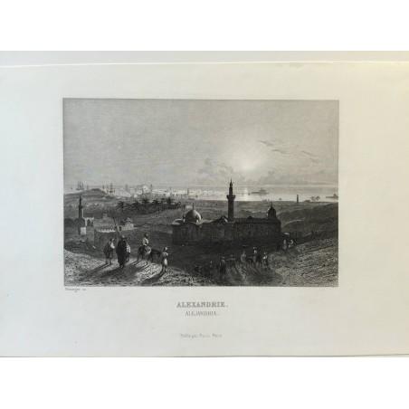 Alexandrie, Rouargue frères, 1840-1855