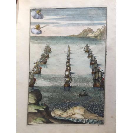 Paul HOSTE, L'art des armées navales, 1697