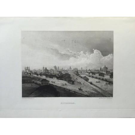 ASTRAKHAN, Russie, 1845-1850