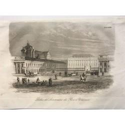 Palais des lieutenans des rois à Warsovie