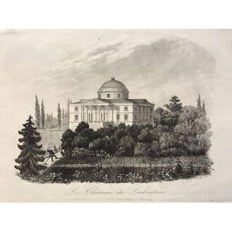 Le château de Lubostron