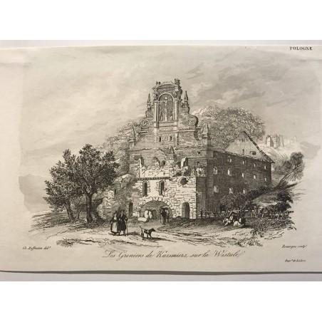Warsovie, le château de Lazienki