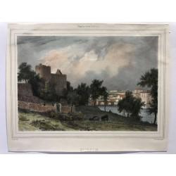 Clisson, nantes et ses environs, Deroy,1855