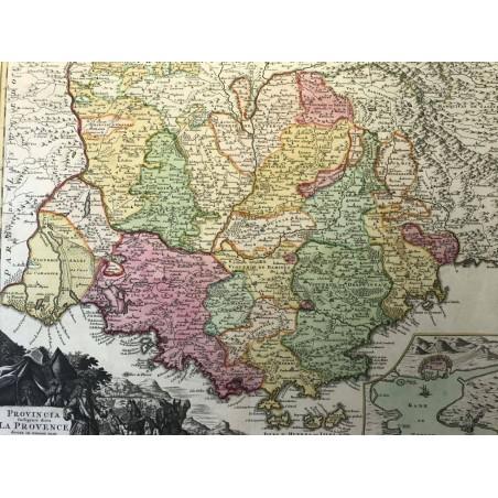 La provence, Homman 140-1750