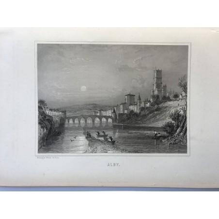 Alby, Rouargue fréres,1850