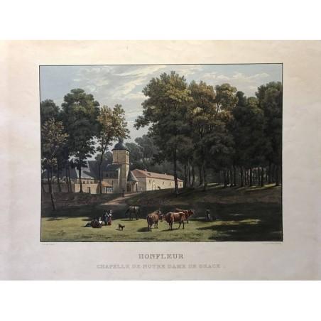 Honfleur, Chapelle de Notre Dame de Grace