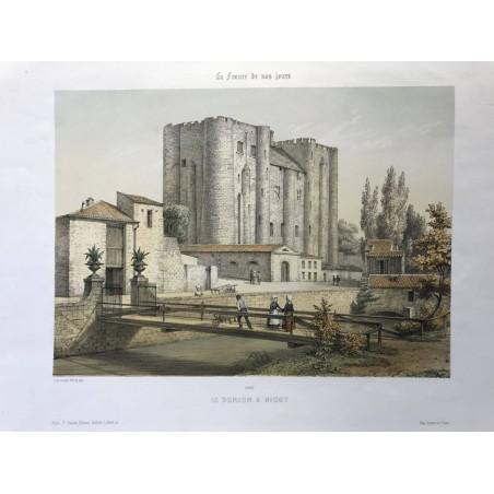 La France de nos jours, Niort, 1855