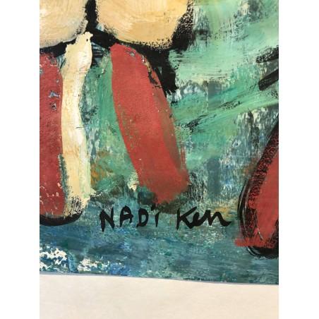 L' enfant et le doudou, Nadi Ken