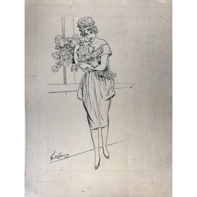Gilles BAER dit GILBAER (1863-1931)