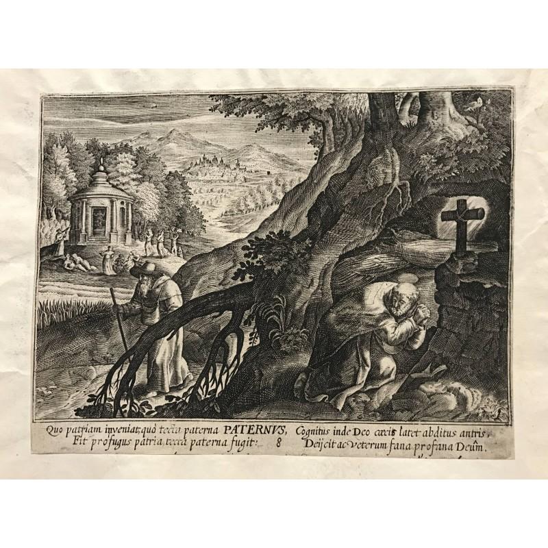Oraculum Anachoreticum, Thomas De Leu (1555-1612)