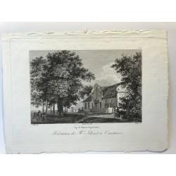 Voyage Pittoresque à l' ile de France, M.J.MILBERT 1812