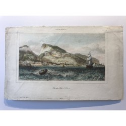 Vue de Port Louis, Ile de France, 1830 (Ile Maurice)