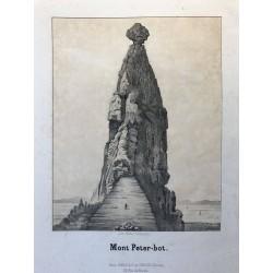 Mont Peter-Bot, Ile Maurice