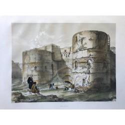 Gateway of the Kasr esh-shema, an old roman fortress