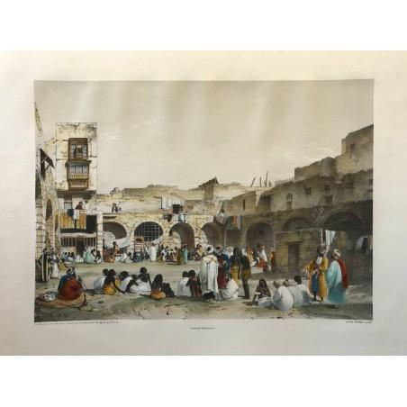 Slave market Cairo
