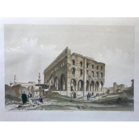 Joseph's hall, Cairo