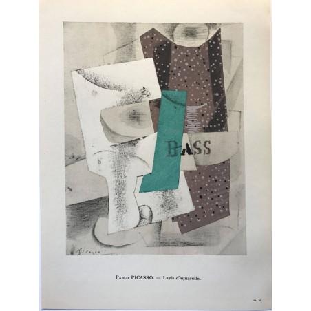 Pablo Picasso, l' art cubiste 1929