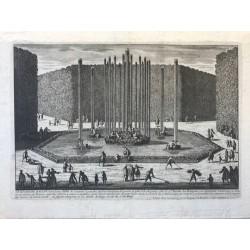 Gabriel Perelle 1604-1677, Le bassin de Bacchus