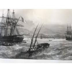 Rio-Janeiro, Sabatier et Lauvergne 1843