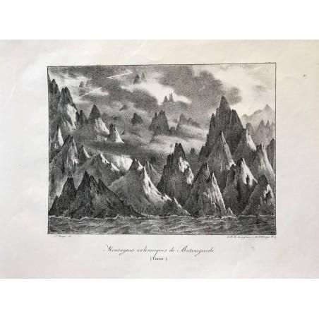 Montagnes volcaniques de Batouguédé (Timor)