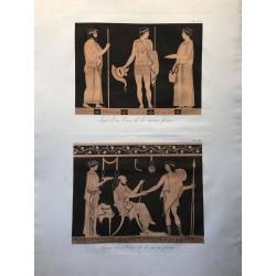 Collection des vases Grecs du Comte de Lamberg, 1813