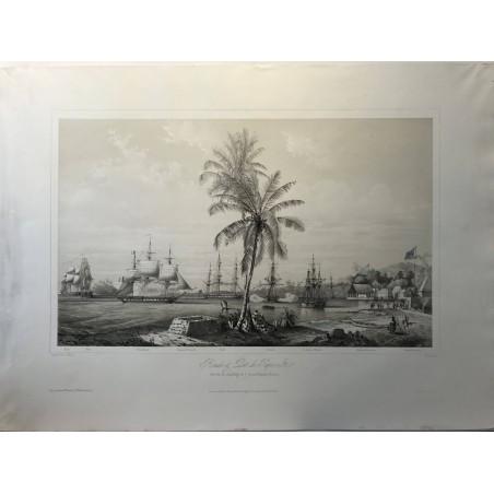 Louis Lebreton , Tahiti