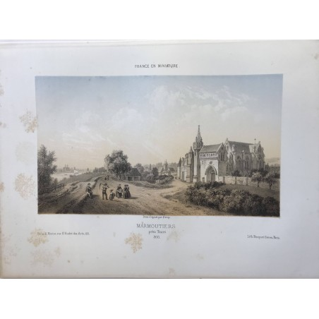 France en miniature, Isidore DEROY, 1860