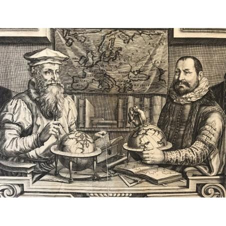 MERCATOR ET HONDIUS 1522