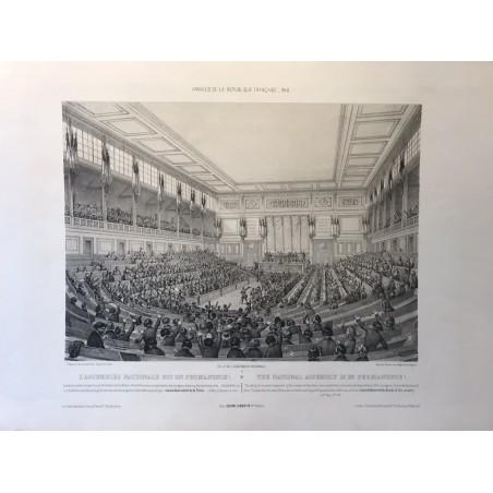 Annales de la révolution Française-1848