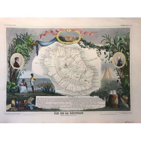 Louis LEVASSEUR, Ile de la Reunion
