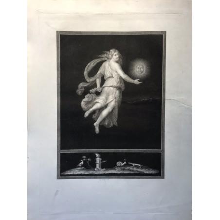 Muses, les heures du jour et de la nuit 1803-1806