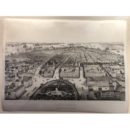 NEW-YORK, G BACHMAN, 1850