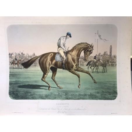 Albert ADAM, SORNETTE,1870